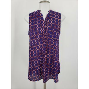 New Papermoon Stitch Fix Norris Split Neck Blouse